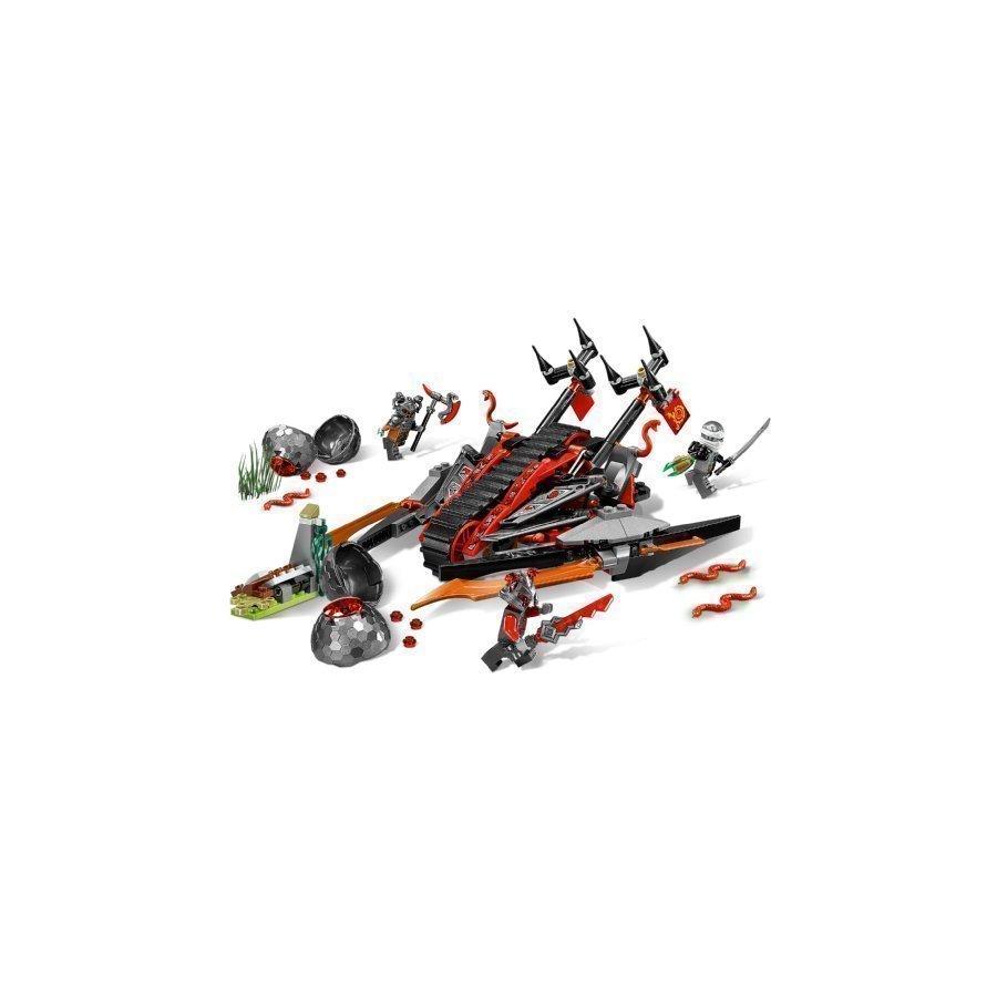 Lego Ninjago Punainen Hyökkääjä 70624