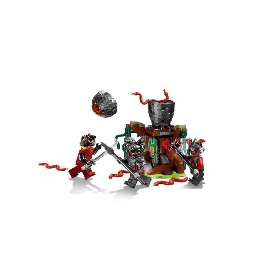 Lego Ninjago Punainen Hyökkäys 70621