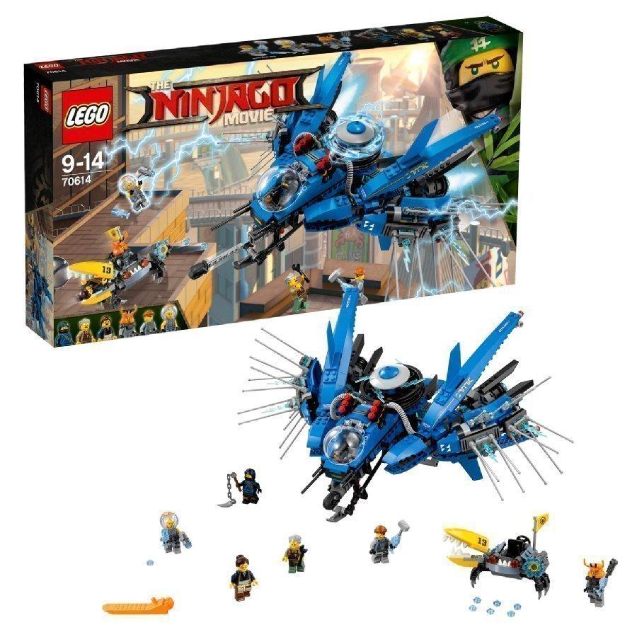 Lego Ninjago Salamasuihkari 70614