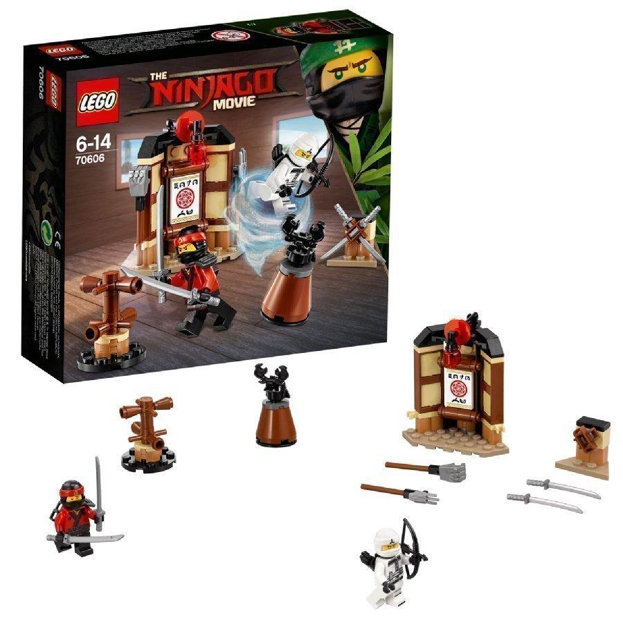 Lego Ninjago Spinjitzu Koulutus 70606
