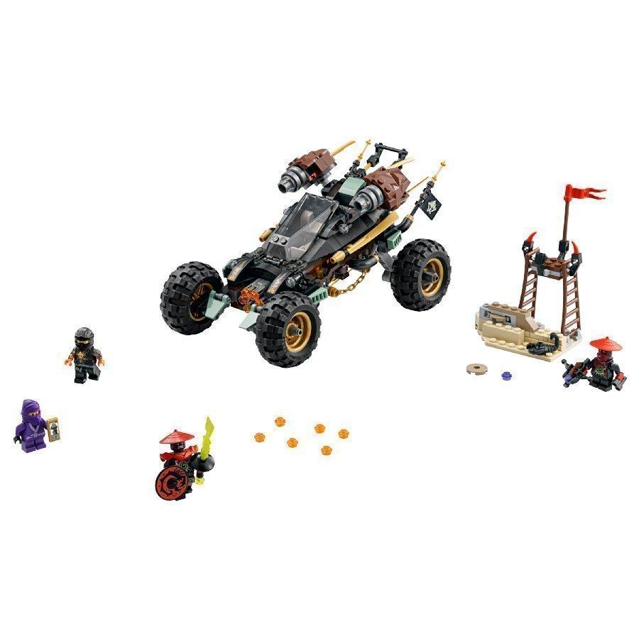 Lego Ninjago Vuoristomaasturi 70589