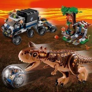 Lego Pt Ip 2018 75929 Carnotauruksen Gyropallopako