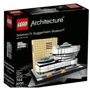 Lego Solomon R. Guggenheim Museum