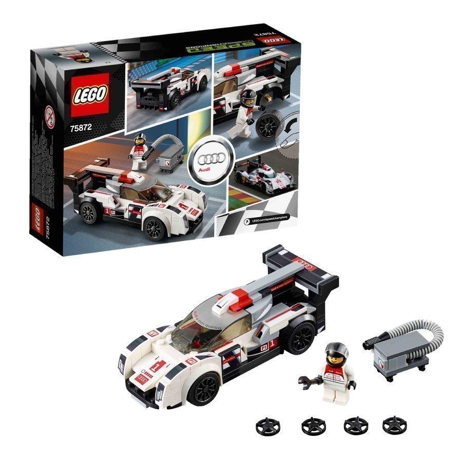 Lego Speed Champions Audi R18 E Tron Quattro 75872