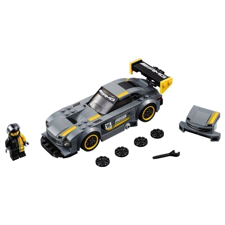 Lego Speed Champions Mercedes Amg Gt3 75877