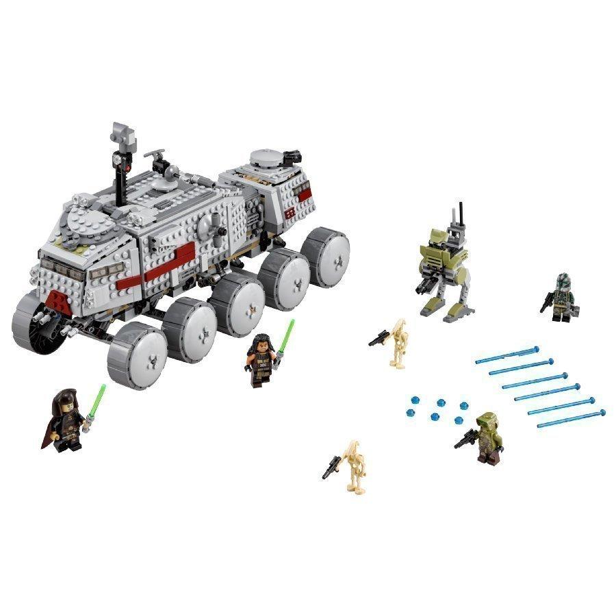 Lego Star Wars Kloonien Turbotankki