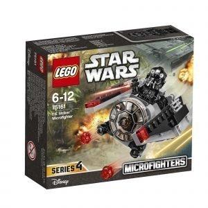 Lego Star Wars 75161 Tie Hyökkääjä Mikrohävittäjä