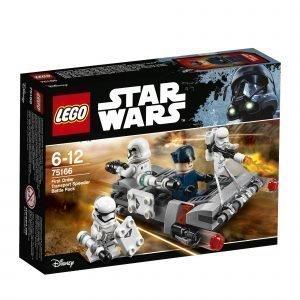 Lego Star Wars 75166 Ensimmäisen Ritarikunnan Kuljetuskiituri Taistelupaketti