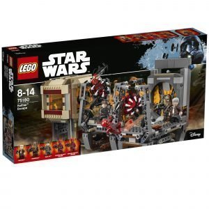 Lego Star Wars 75180 Rathtarin Pako
