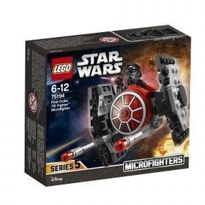 Lego Star Wars 75194 Ensimmäisen Ritarikunnan Tie Mikrohävittäjä