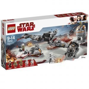 Lego Star Wars 75202 Craitin Puolustus