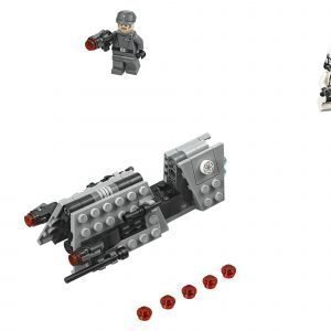 Lego Star Wars 75207 Imperiumin Partio Taistelupaketti