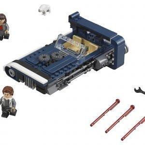 Lego Star Wars 75209 Han Solon Maakiituri