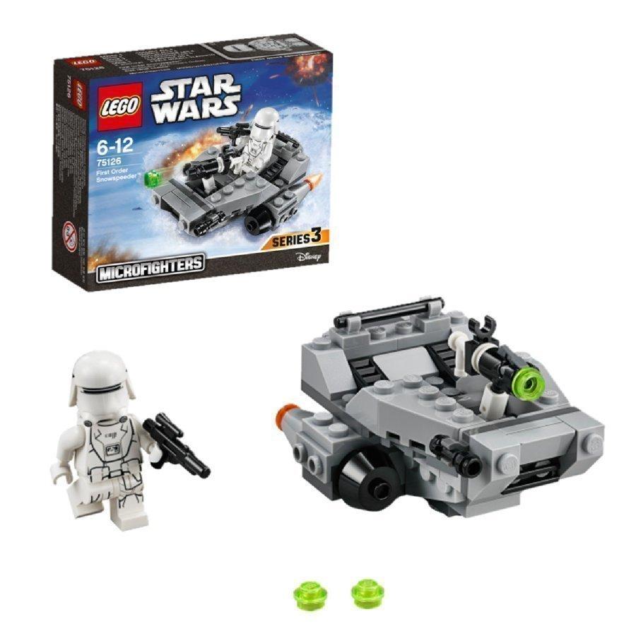 Lego Star Wars First Order Snowspeeder 75126