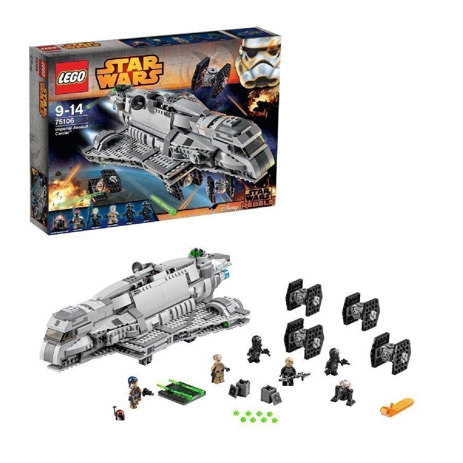 Lego Star Wars Imperial Assault Carrier 75106