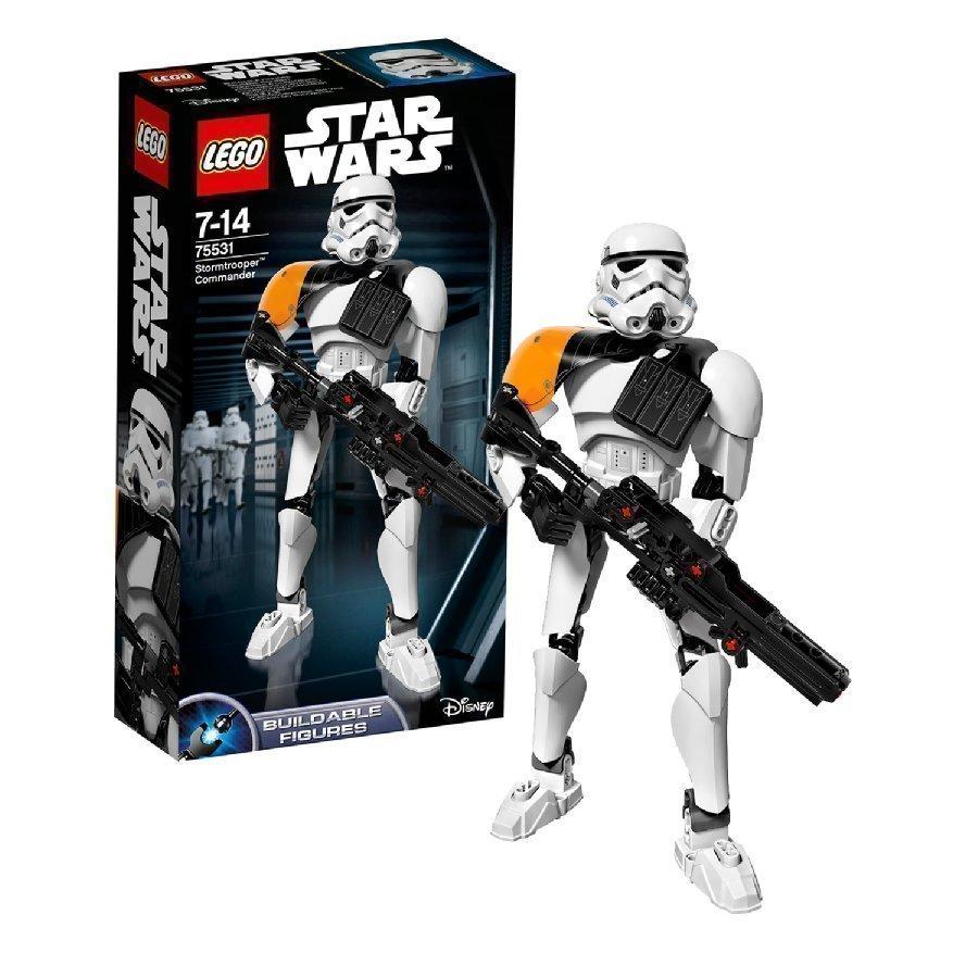 Lego Star Wars Iskusotilaskomentaja 75531