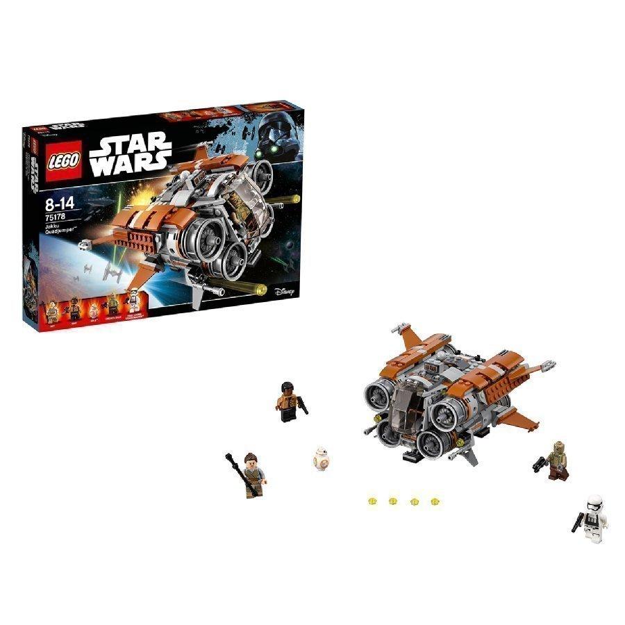 Lego Star Wars Jakkulainen Quadjumper 75178