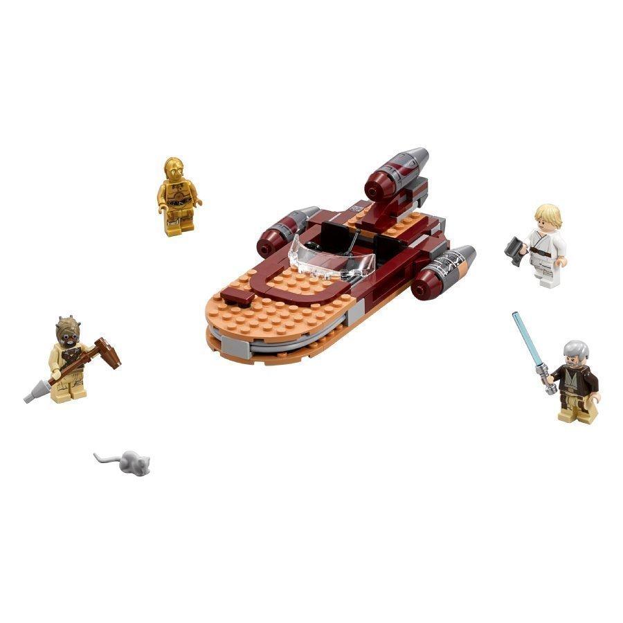 Lego Star Wars Luken Maakiituri 75173