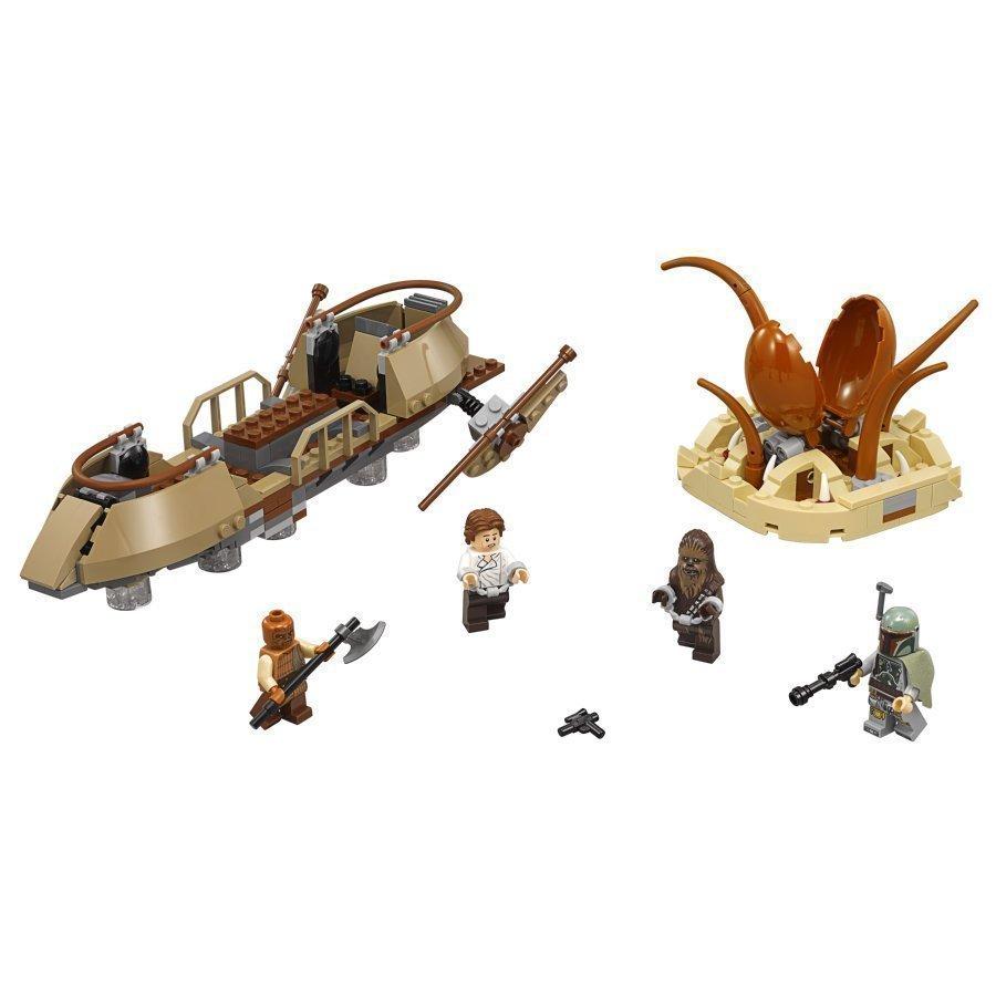 Lego Star Wars Pako Erämaalaivalta 75174