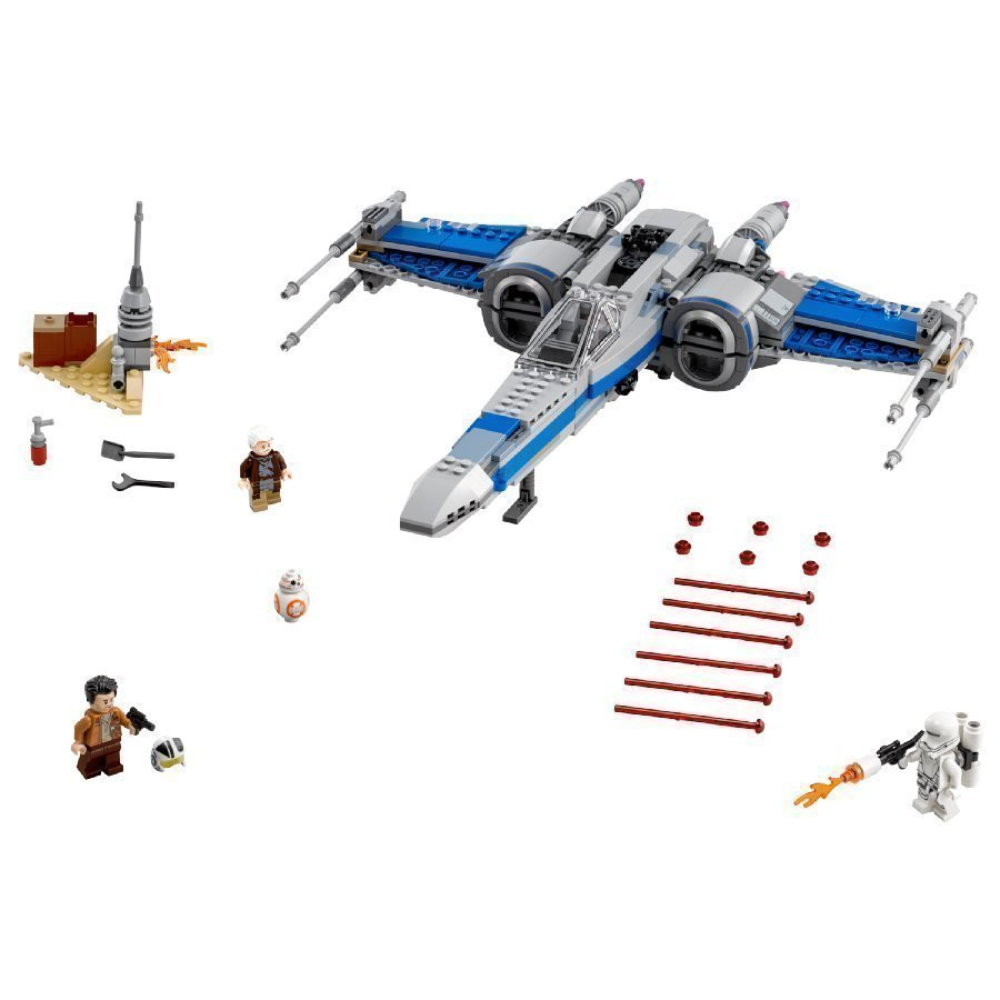Lego Star Wars Resistance X Wing Fighter 75149