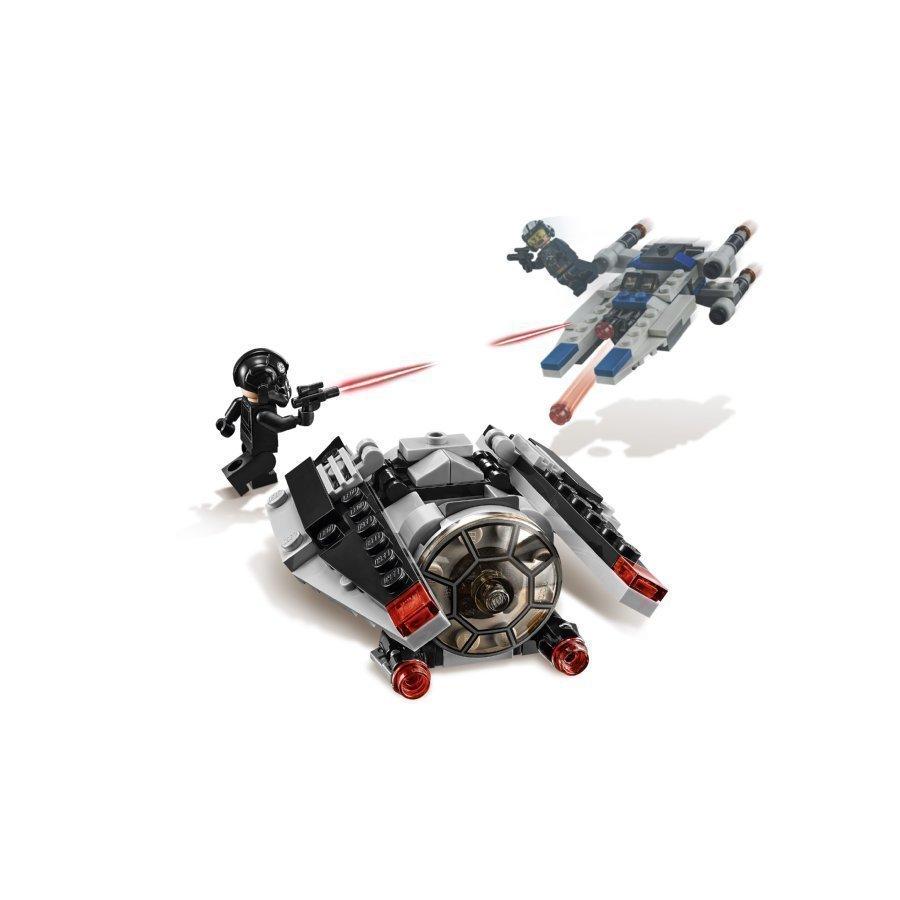 Lego Star Wars Tie Hyökkääjä Mikrohävittäjä 75161