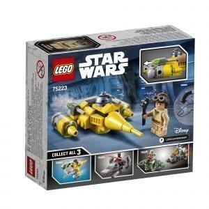 Lego Star Wars Tm 75223 Naboolainen Tähtihävittäjä Mikrohävittäjä