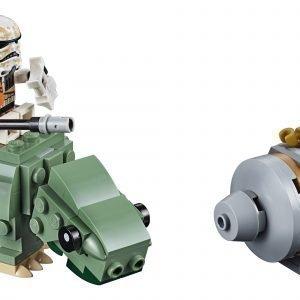 Lego Star Wars Tm 75228 Pakokapseli Vastaan Deweback Mikrohävittäjät