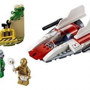 Lego Star Wars Tm 75247 Kapinallisten A Siipinen Tähtihävittäjä