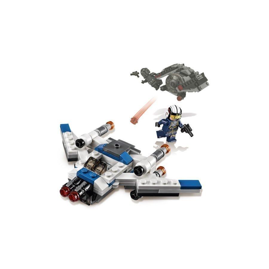 Lego Star Wars U Siipinen Mikrohävittäjä 75160