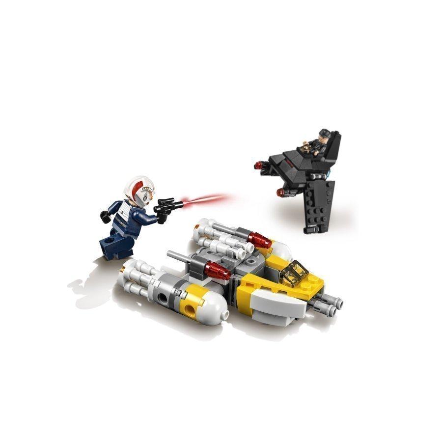 Lego Star Wars Y Siipinen Mikrohävittäjä 75162