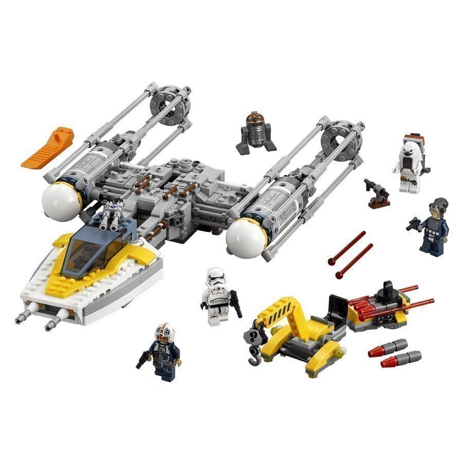 Lego Star Wars Y Siipinen Tähtihävittäjä 75172