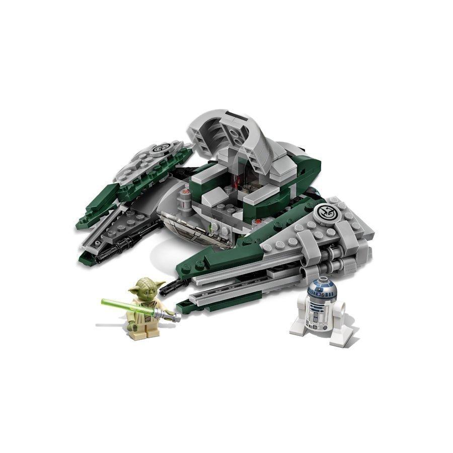 Lego Star Wars Yodan Jeditähtihävittäjä 75168