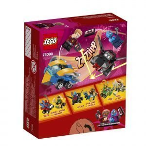 Lego Super Heroes 76090 Mighty Micros: Star Lord Vastaan Nebula