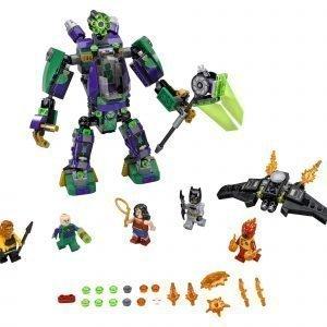 Lego Super Heroes 76097 Lex Luthor Ja Robotin Kiinniotto