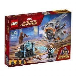 Lego Super Heroes 76102 Thorin Asetehtävä