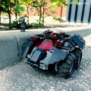 Lego Super Heroes 76112 App Controlled Batmobile
