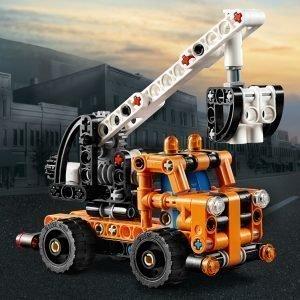 Lego Technic 42088 Nostolava Auto