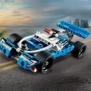 Lego Technic 42091 Poliisin Takaa Ajo