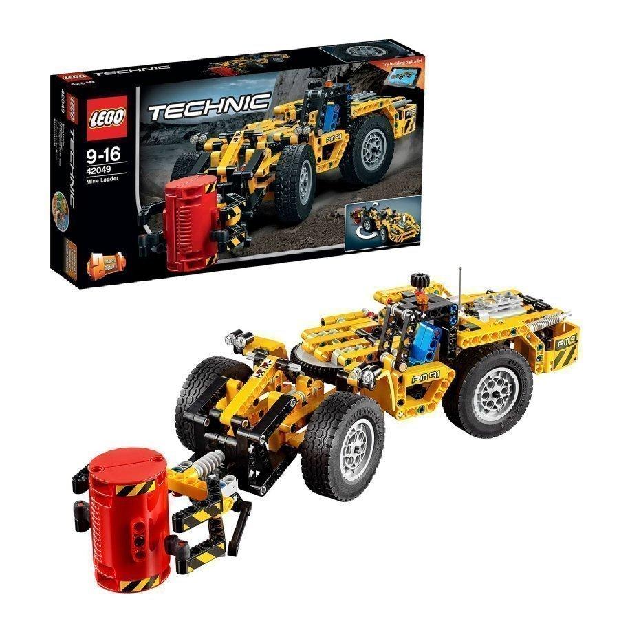 Lego Technic Kaivoskuormaaja 42049