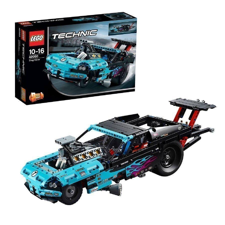 Lego Technic Kiihdytysauto 42050