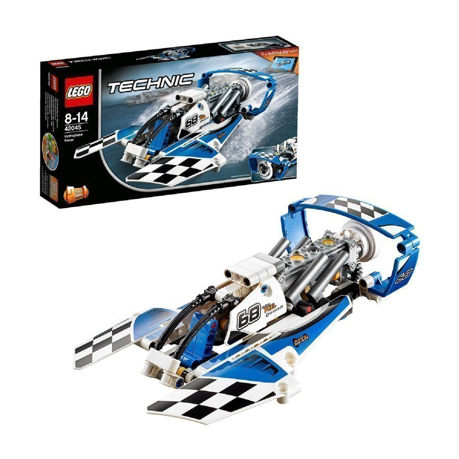 Lego Technic Kilpaliukuvene 42045