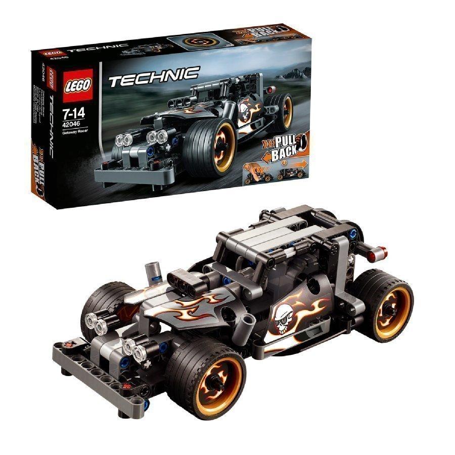 Lego Technic Kilpapakoauto 42046
