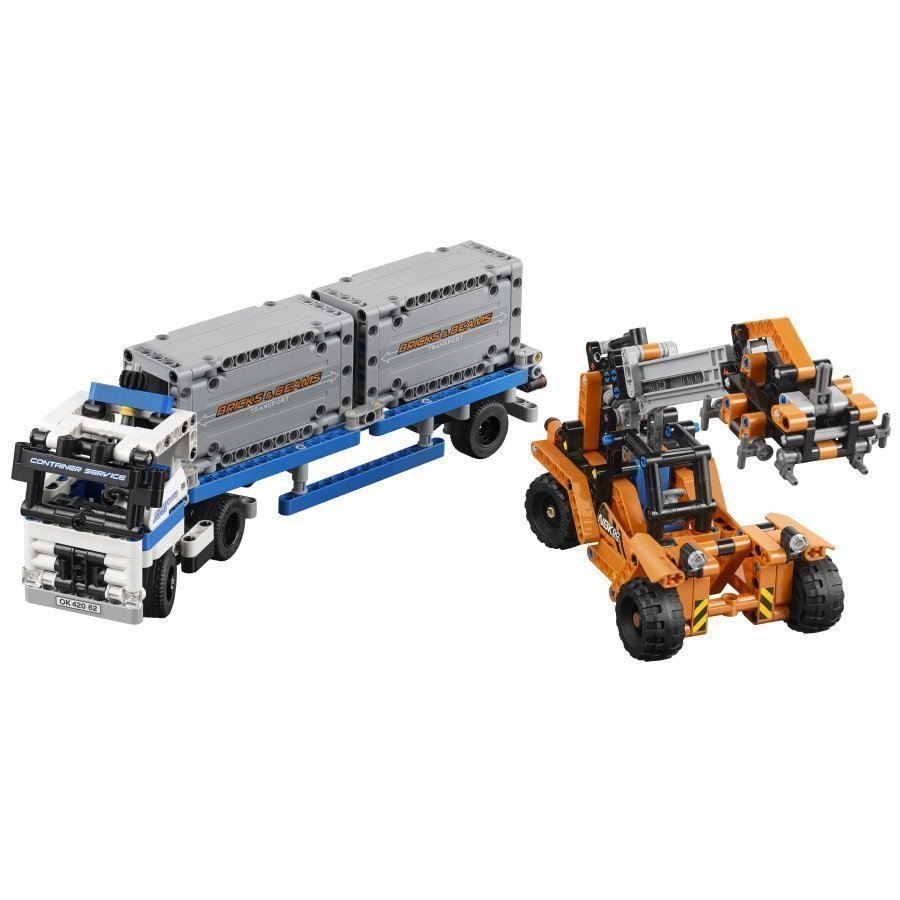 Lego Technic Konttipiha 42062
