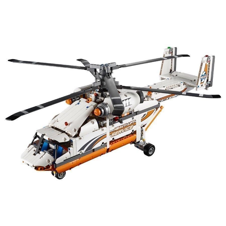 Lego Technic Kuljetushelikopteri 42052