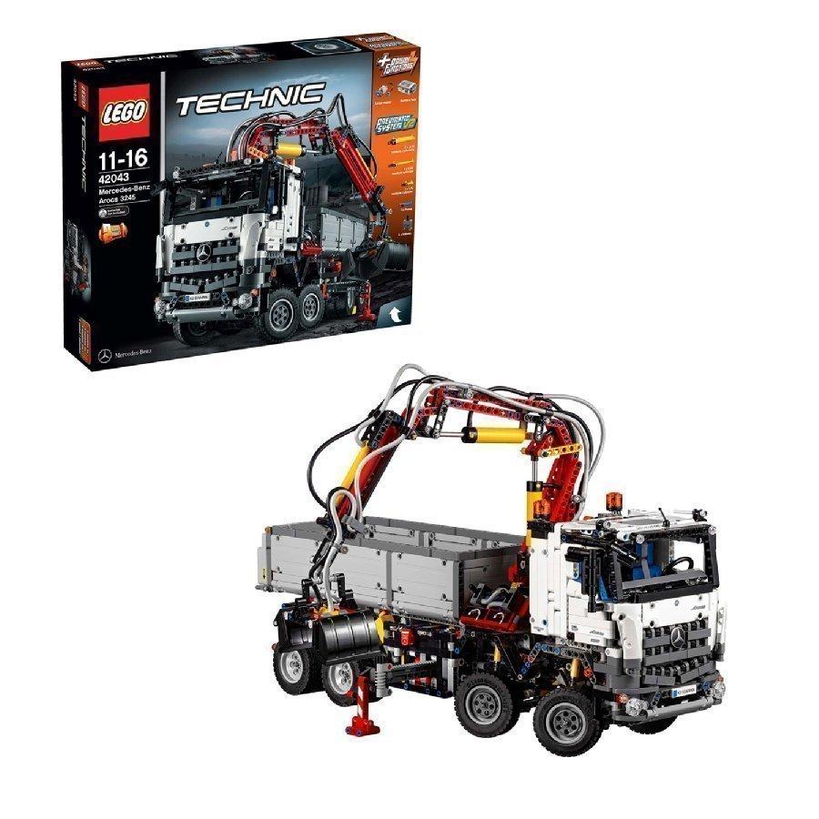 Lego Technic Mercedes Benz Arocs 3245 42043