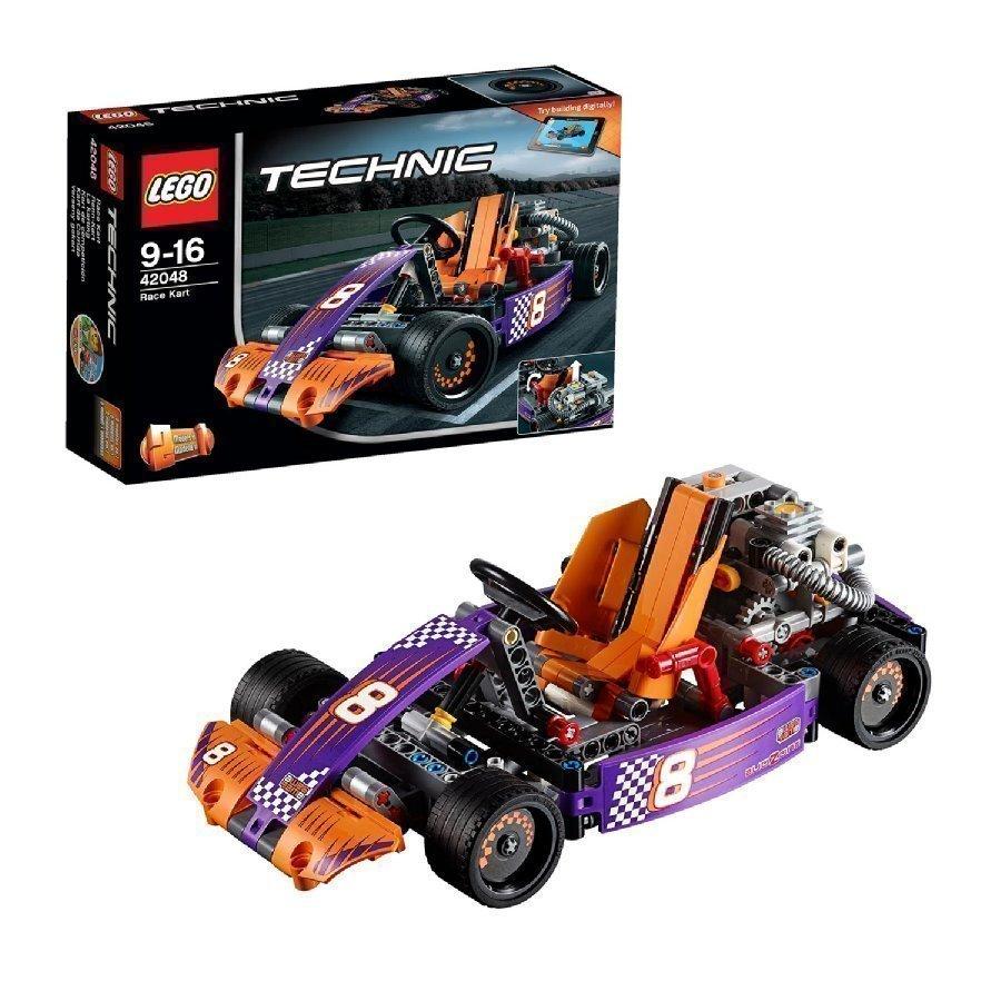 Lego Technic Mikrokilpa Auto 42048