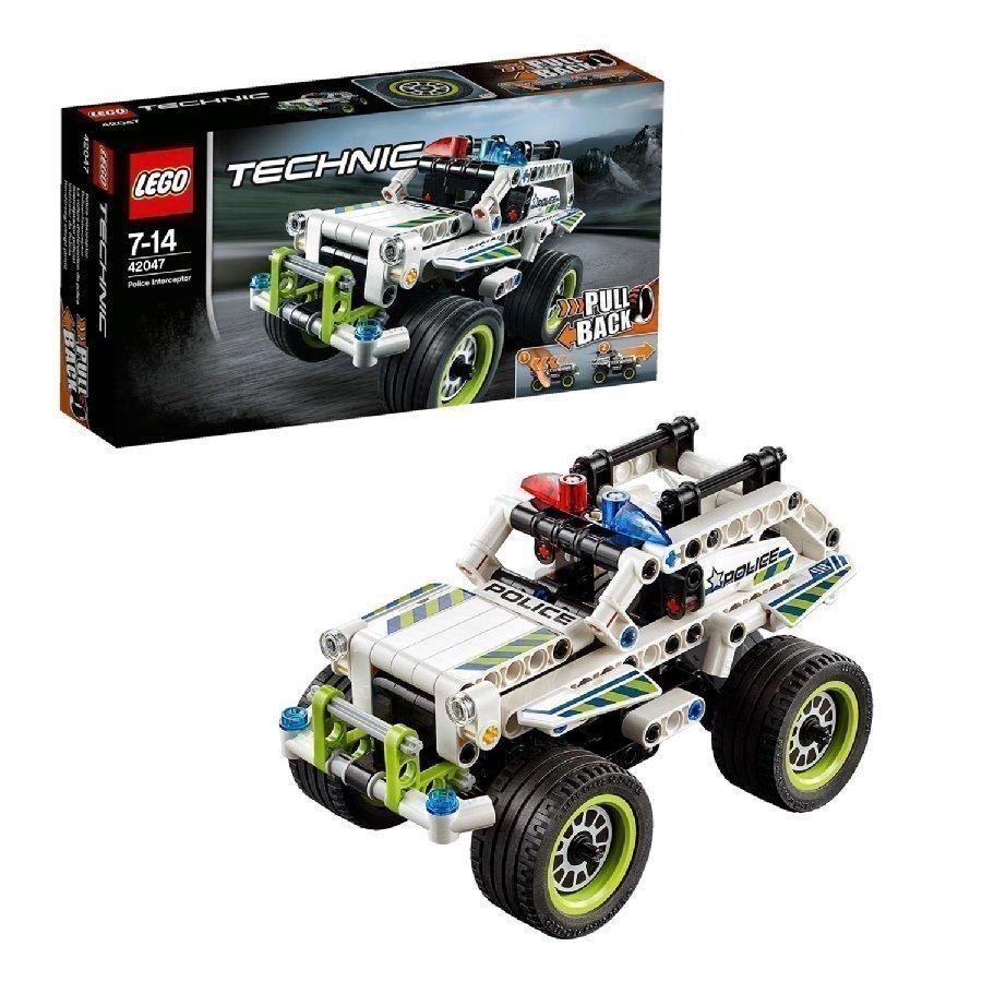 Lego Technic Poliisiauto 42047