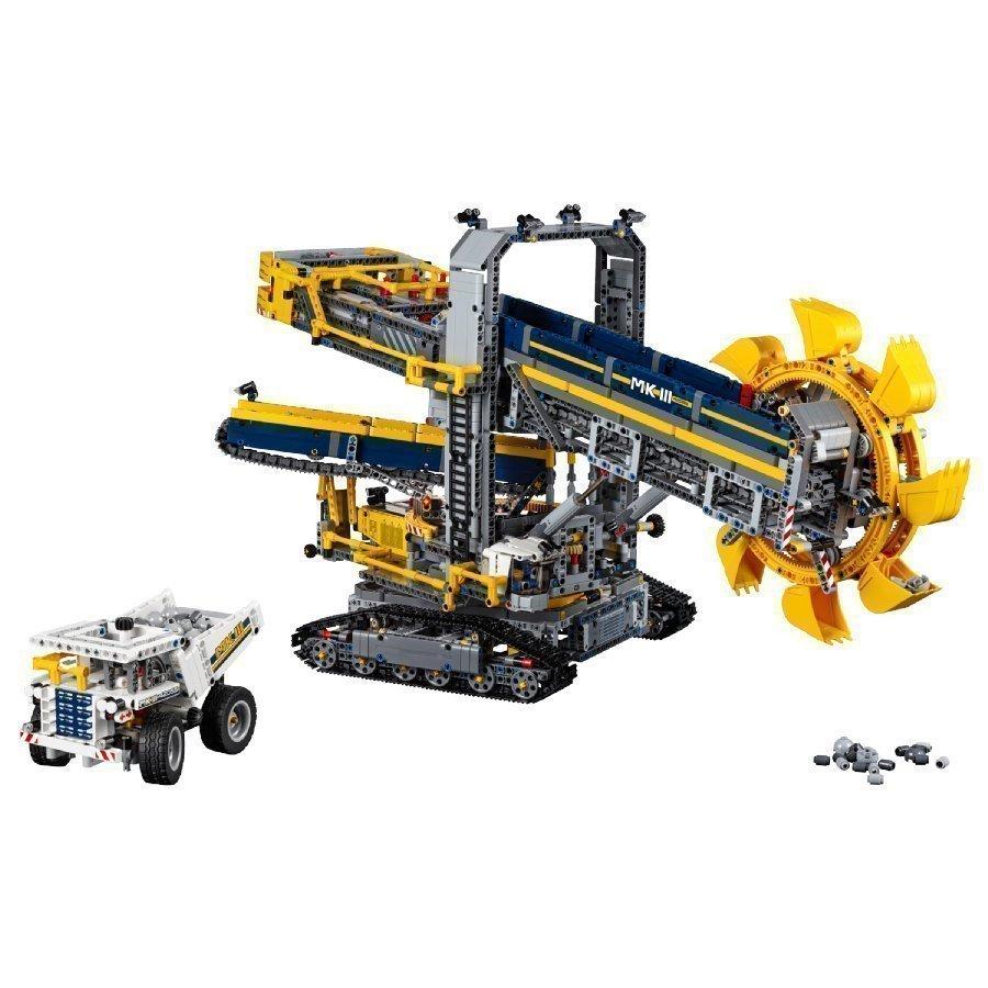 Lego Technic Pyörökauhakaivinkone 42055