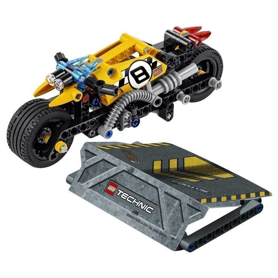 Lego Technic Stunttipyörä 42058