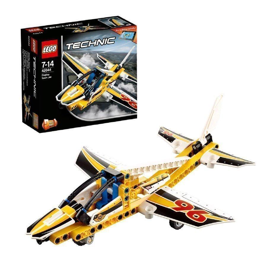 Lego Technic Suihkukoneen Pienoismalli 42044